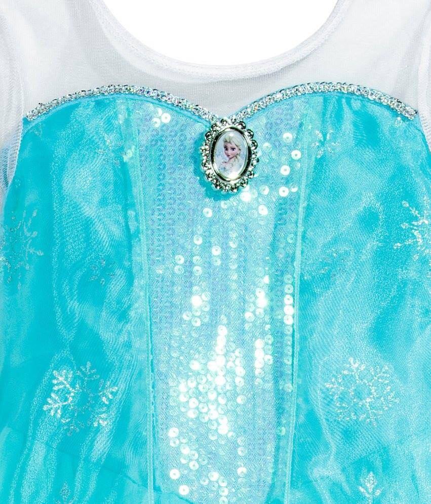 hm disfraces frozen