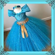 Vestido Disfraz Jazmin Princesa