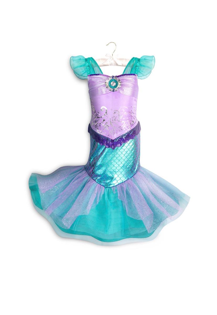 Vestido De La Sirenita Disney en Mercado Libre México