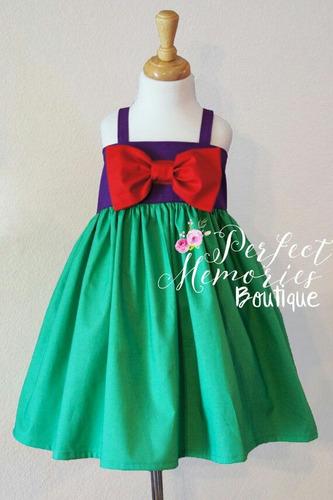 vestido disfraz minnie mouse/blanca nieves somosfabricantes!