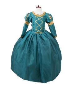 Merida Disfraz Valiente Vestido Princesa Vestido Princesa Disfraz Merida CoBedrx