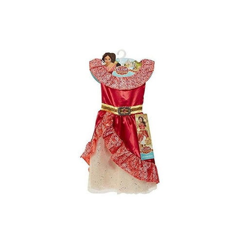 vestido disney adventure de avalor adventure 4-6x