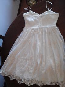 1afb96d9b127 Divino Vestido En Encaje Blanco - Vestidos en Mercado Libre Uruguay