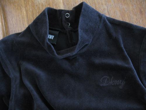 vestido dkny  -  vestido lola de diseñador
