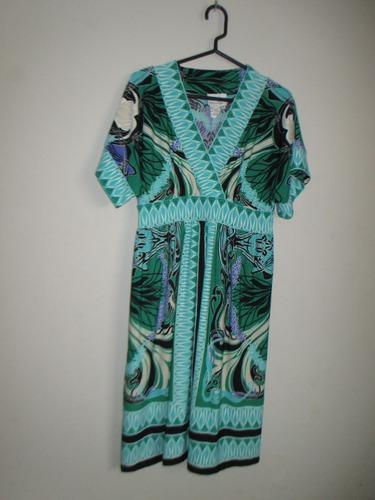vestido donna morgan s   ropa americana en remate