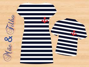 ac5b19e137 Blusa Ancora Simbolo Manga Curta Feminino - Camisetas e Blusas com o  Melhores Preços no Mercado Livre Brasil