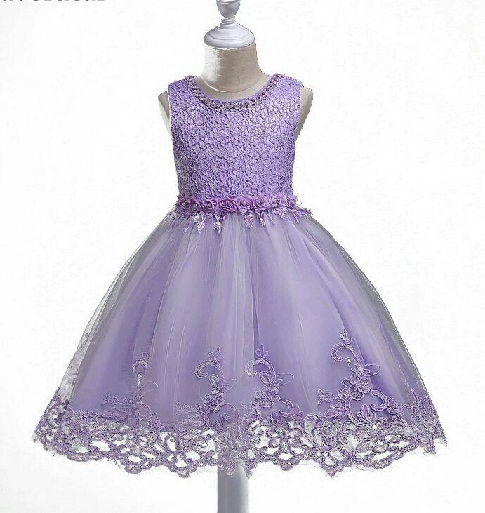 Vestido Elegante Fiesta Niña Evento Formal Boda - $ 795.00 en ...