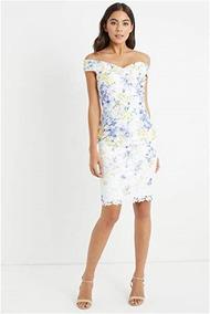 f27e677728bc Vestido Blanco Para Bautizo Mujer - Vestidos Largos para Mujer en ...