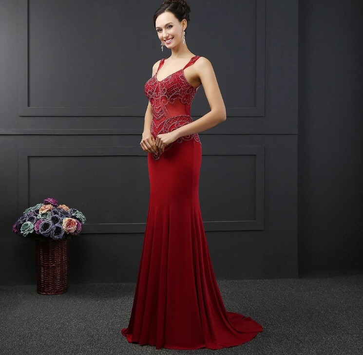 Vestidos de gala de noche mercadolibre