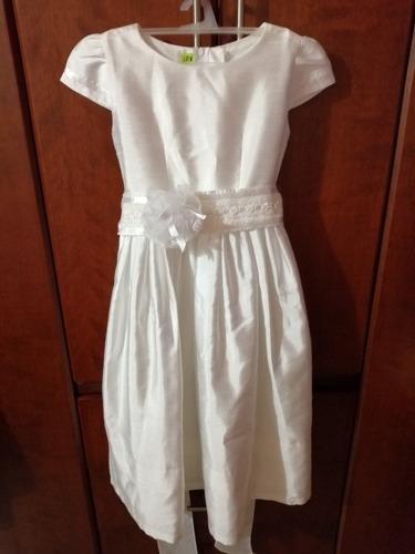 vestido elegante niña tslla 6