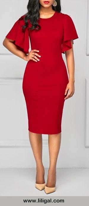 808eb3cbcae Vestido Elegante Para Dama -   110.000 en Mercado Libre