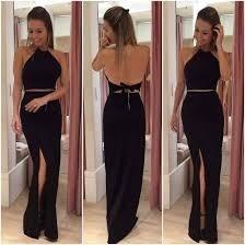 vestido elegante para fiestas