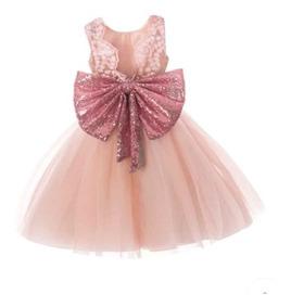 Vestido Elegante Para Niña Envio Gratis