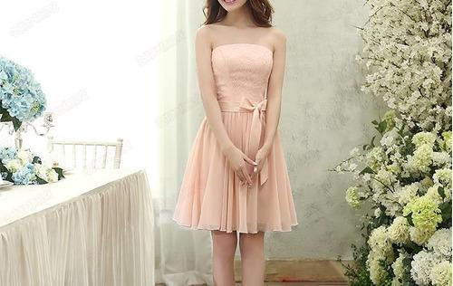 vestido elegante (por encargue)
