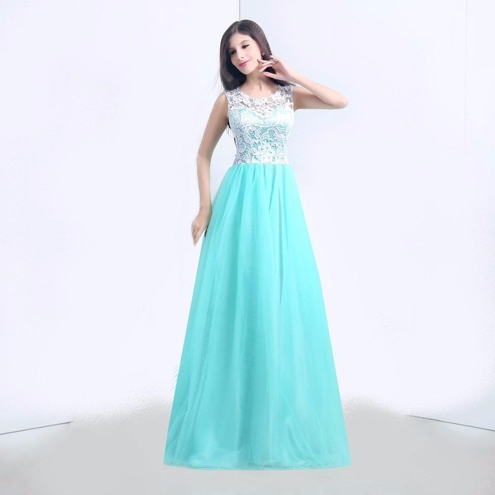 d54a58024 Vestido Em Renda Com Cetim E Laço - Festas Casamento Lindo. - R$ 195 ...