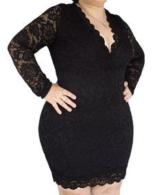 464be6454c83 Vestido De Festa Plus Size - Vestidos Femeninos com o Melhores Preços no Mercado  Livre Brasil