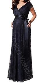 56a6376a4 Vestido Gestante Branca De Neve - Vestidos Femeninos Longo com o Melhores  Preços no Mercado Livre Brasil