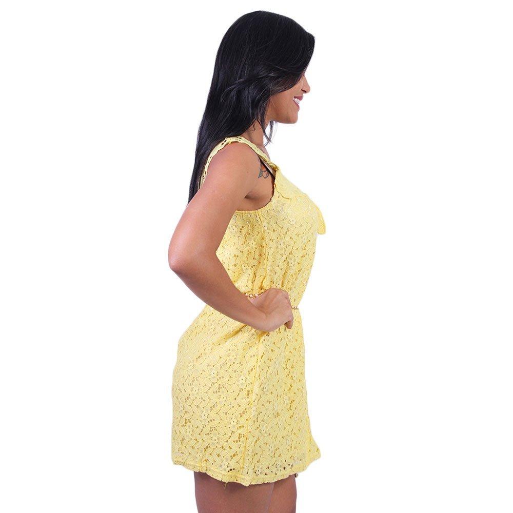 53b51de6e3 vestido em renda valentina - asya fashion. Carregando zoom.