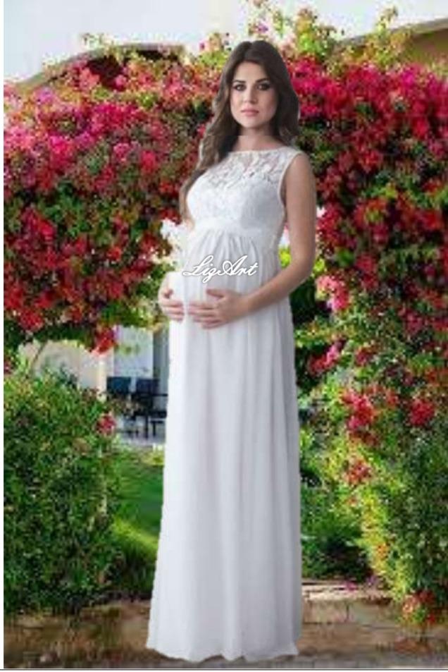 c28795dff Vestido Embarazada