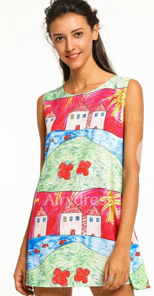 e0d164993 Vestido Empório Aljan - Queima De Estoque - R$ 160,00 em Mercado Livre