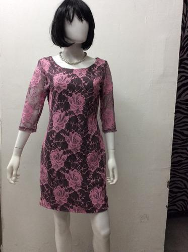 vestido encaje americano moda mujer envíos gratis oferta