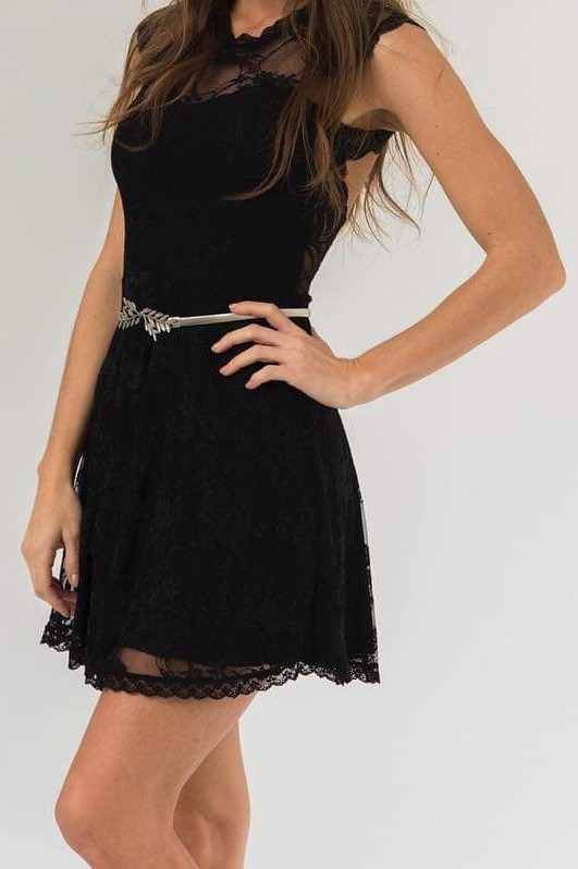 1a55f523c16 Vestido Encaje Elastizado Xl Florencia Casarsa -   2.800