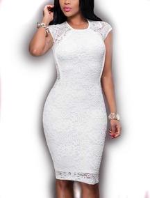 Vestidos De Encaje Elegantes Cortos Lara Vestidos De Mujer