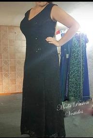 eb009ec87b4f Collares De Tiritas!! Vestidos Fiesta Mujer Talle Xxl - Vestidos XXL ...