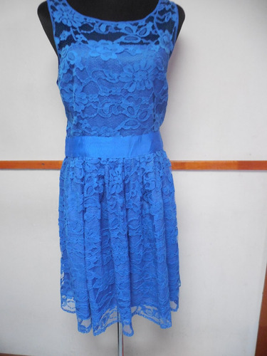 vestido encaje talla 44-46