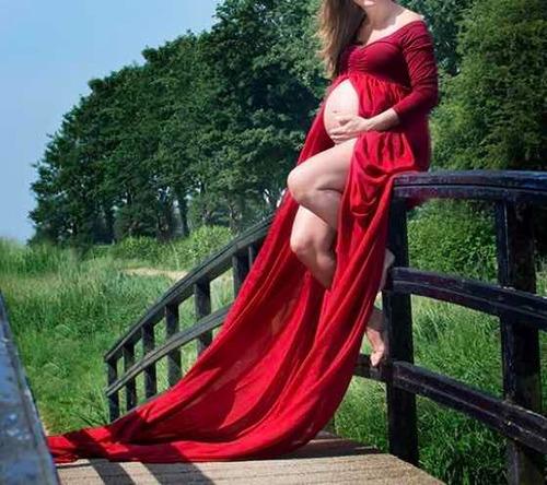 vestido ensaio gestante c short fotografia gravida gravimusa