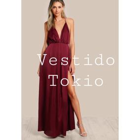 319375fe482d Vestidos Largos De Fiesta Sin Espalda - Ropa y Accesorios en Bs.As ...