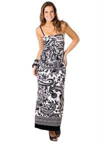 b3ea855c0170 Vestido Tigresse Renata Figueiredo - Vestidos Longo com o Melhores ...