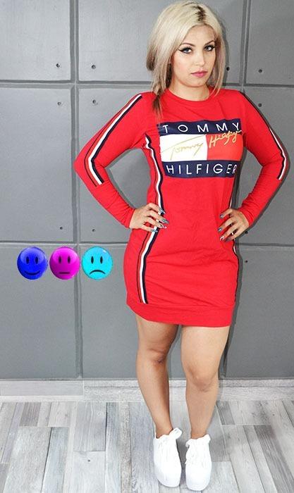 303866cbf Vestido estilo sport manga larga en mercado libre jpg 417x700 Sport con mangas  vestidos