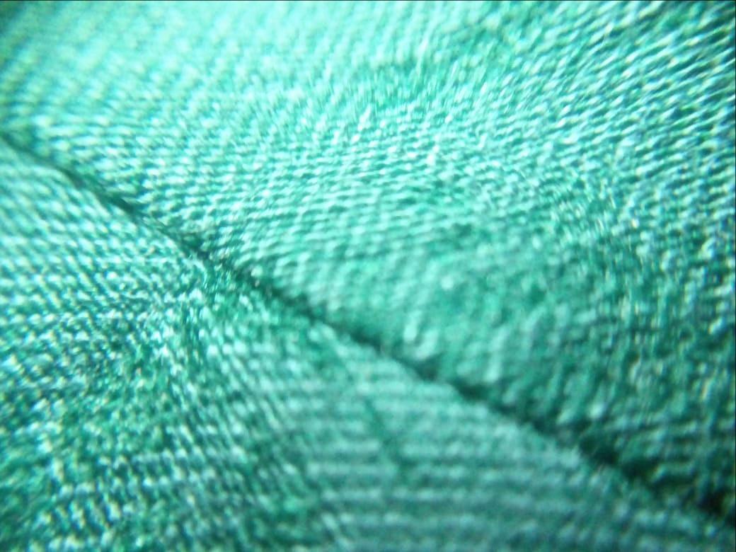 e40d0d184 Vestido Evangélico Midi Verde Moda Evangélica Social - R$ 167,77 em ...
