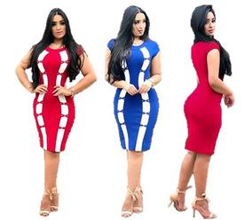 477fe4973b Vestido Evangelico Executivo Social - Vestidos Femininas no Mercado Livre  Brasil