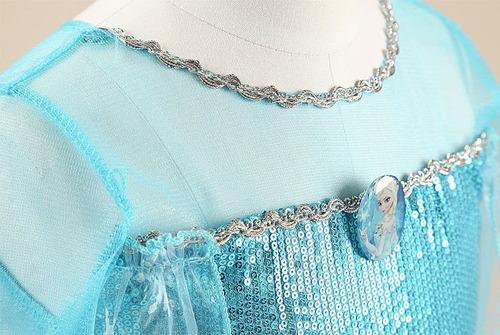 vestido fantasia rapunzel aurora festa infantil + bróche
