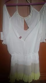 93d10ebf7 Vestido Colombiana Farm - Calçados, Roupas e Bolsas Nude no Mercado ...