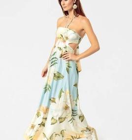 e9bede7ff93a Vestidondo Longo - Vestidos Azul-marinho em Amazonas com o Melhores Preços  no Mercado Livre Brasil