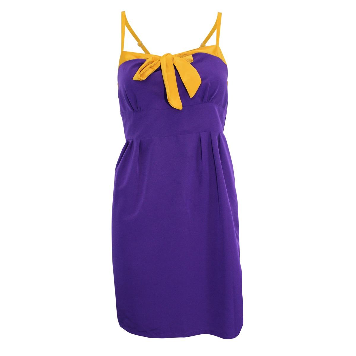 Fantástico Vestido De Cóctel Corto De Color Amarillo Foto - Ideas de ...