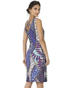 8fcb5938bf Vestido Decote Seio - Vestidos Femininas no Mercado Livre Brasil
