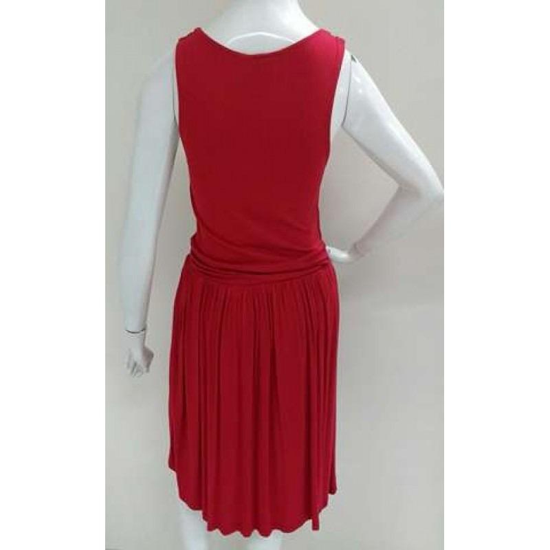 fbd9a9698 Vestido Feminino Hering 09ye - Vermelho - Delabela Calçados - R$ 103 ...