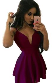 d0b75b7644efe6 Vestido Feminino Com Tule Bojo Curto Princesa Amo Festa