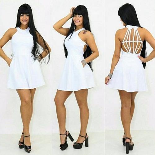 vestido feminino curto