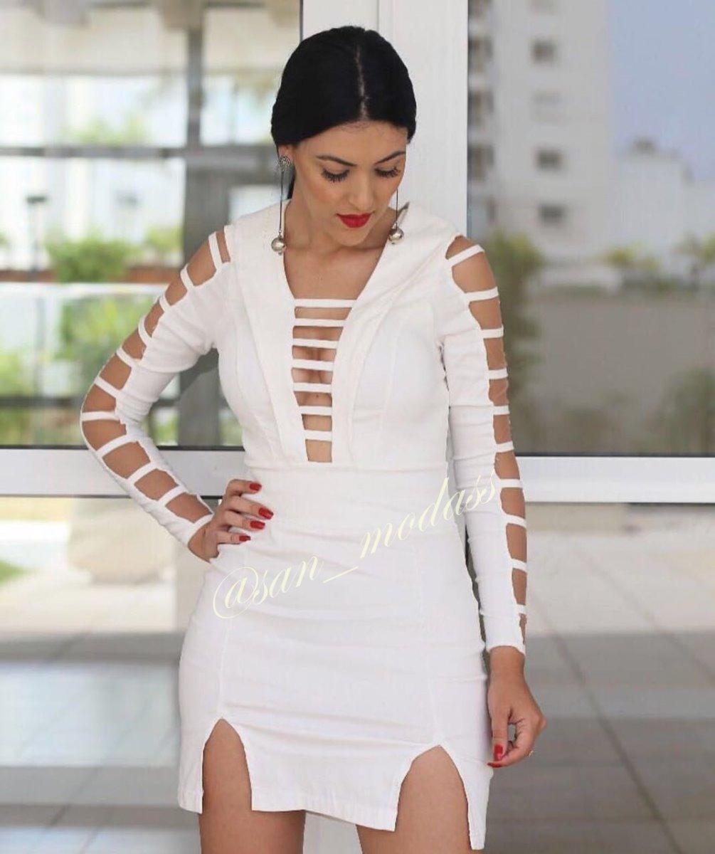 f497a00039 vestido feminino fendas transparente manga longa elegante. Carregando zoom.