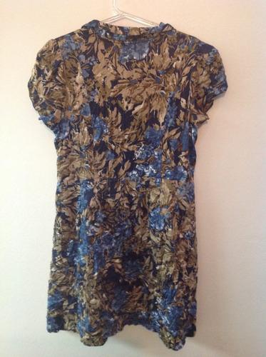 vestido feminino floriado - papoula - tam: g - c.169