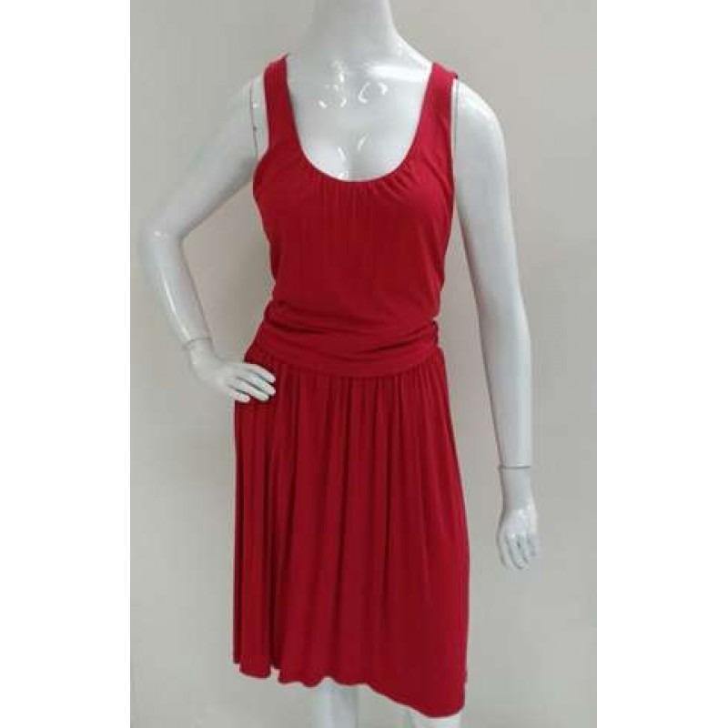 7cae121df vestido feminino hering 09ye - vermelho - delabela calçados. Carregando  zoom.