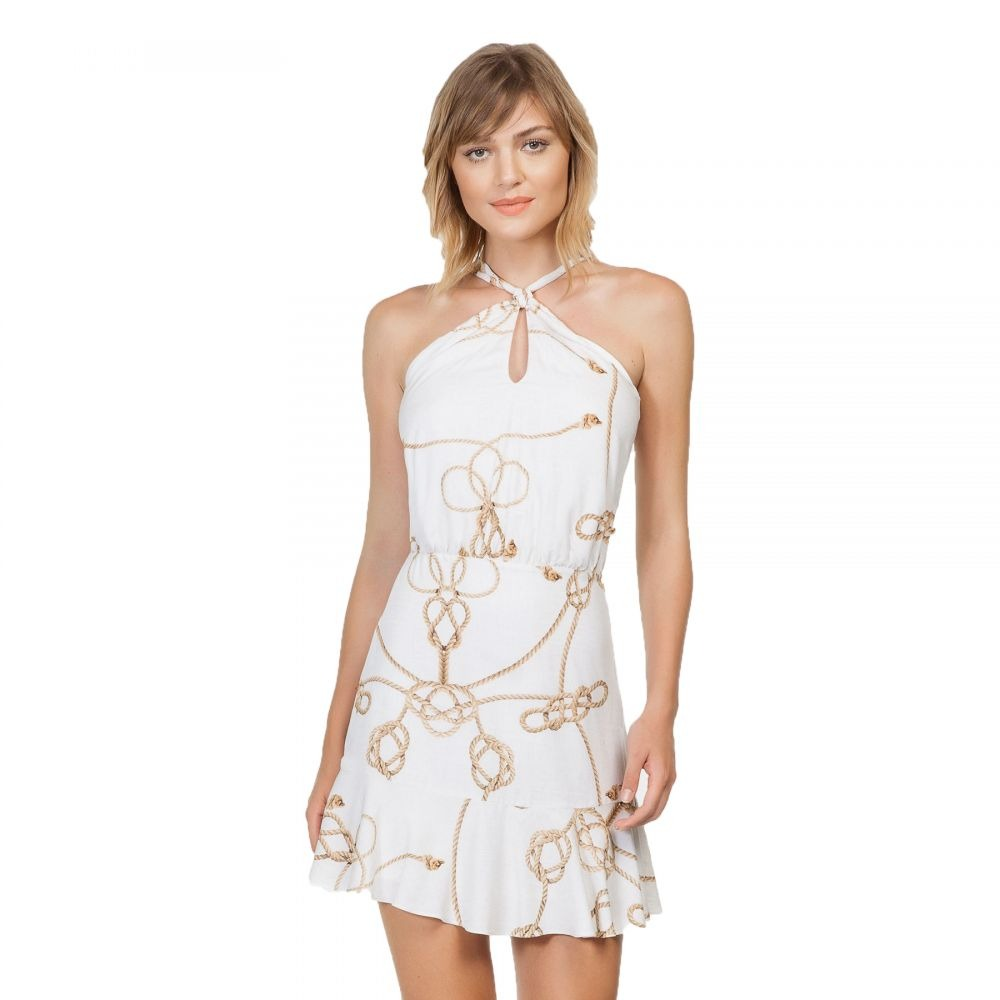 3e59aed39 vestido feminino lez a lez estampado em tecido amarrage. Carregando zoom.