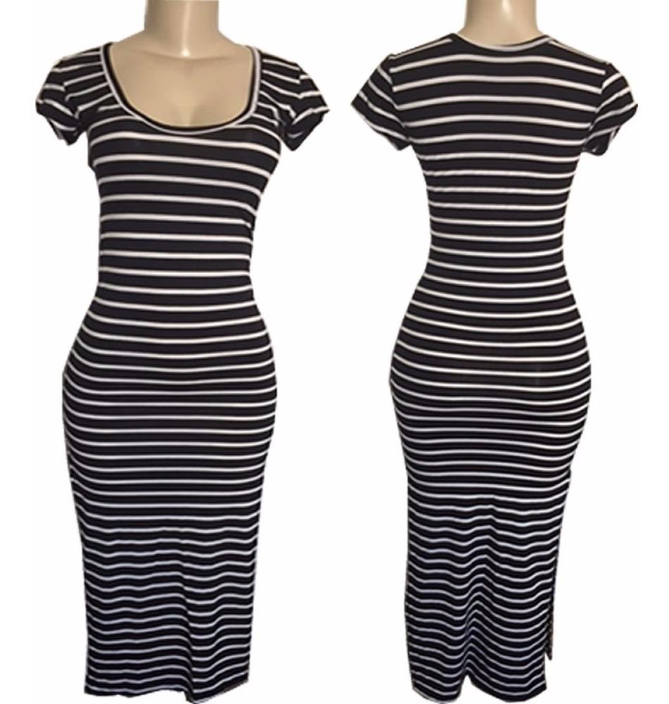e16967eb0 vestido feminino longo com fendas laterais moda verão 680. Carregando zoom.
