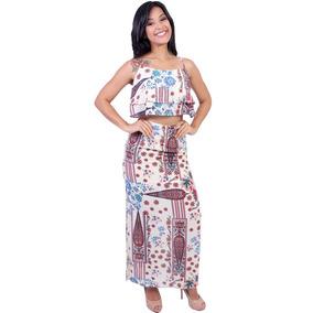 3ea27073ba Vestidos Casuais Longos Parana Apucarana - Vestidos em Amazonas no Mercado  Livre Brasil