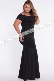 715fe8ace Vestido Com Calda De Sereia Plus Size - Calçados, Roupas e Bolsas no  Mercado Livre Brasil